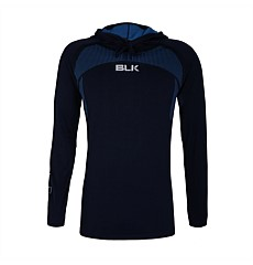 BLK Motion Knit Pullover - Navy
